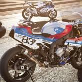 Prototype BMW S1000 RR - Designer PRAEM
