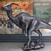 Dinosaures Chrome Noir