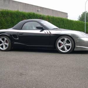 Porsche Boxster | image